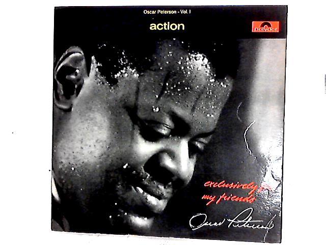Action LP Gat by Oscar Peterson