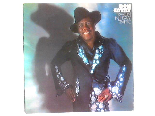 Travelin' In Heavy Traffic LP by Don Covay