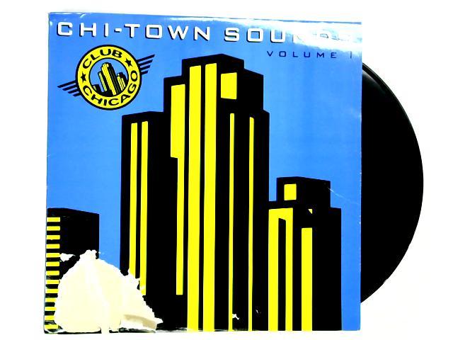 Chi-Town Sounds Vol 1 LP 1st by Various