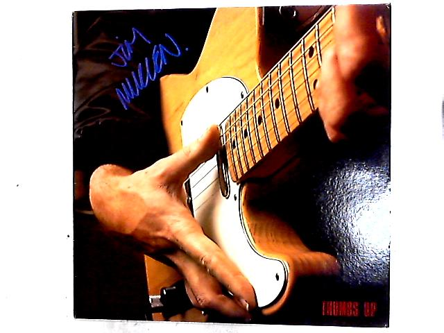 Thumbs Up LP SIGNED By Jim Mullen
