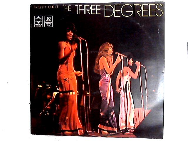 Golden Hour Of The Three Degrees Comp By The Three Degrees