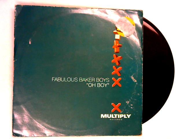 Oh Boy 12in 1st By The Fabulous Baker Boys