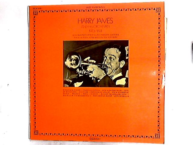 1940/1941 LP by Harry James And His Orchestra