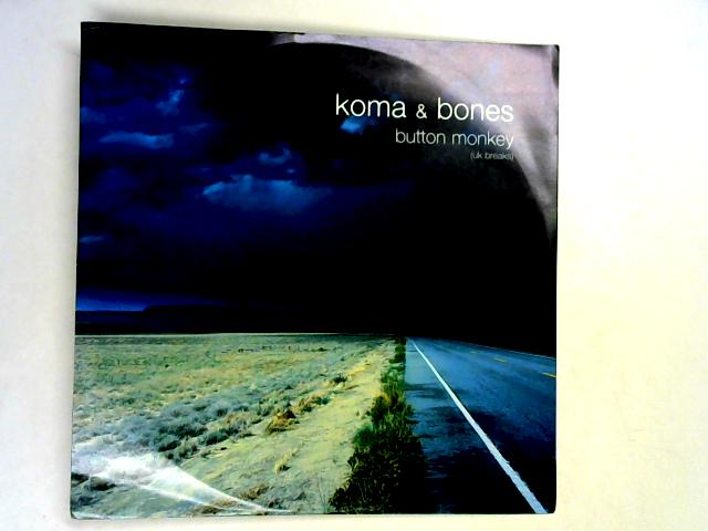 Button Monkey 12in promo By Koma & Bones