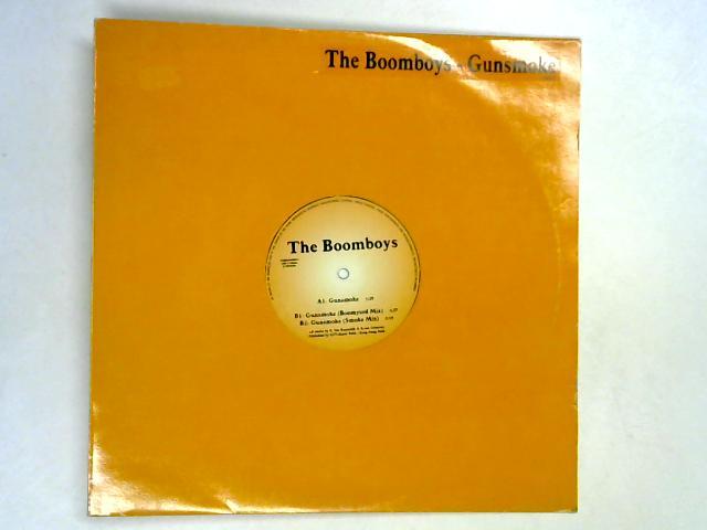 Gunsmoke 12in 1st By Boomboys