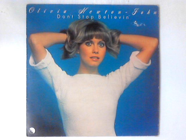 Don't Stop Believin' LP by Olivia Newton-John