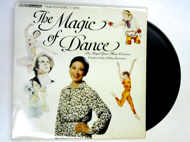 The Magic Of Dance LP 1st By Royal Opera House Orchestra / Ashley Lawrence