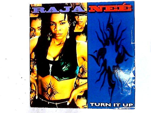 Turn It Up 12in By Raja-Neé