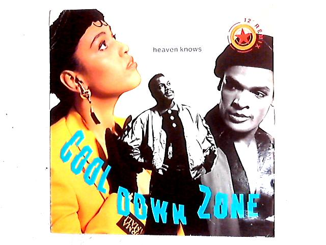 """Heaven Knows (12"""" Remix) by Cool Down Zone"""
