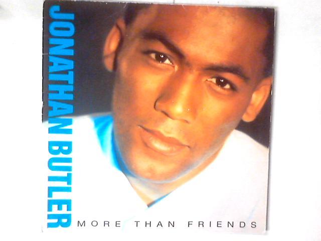 More Than Friends LP By Jonathan Butler