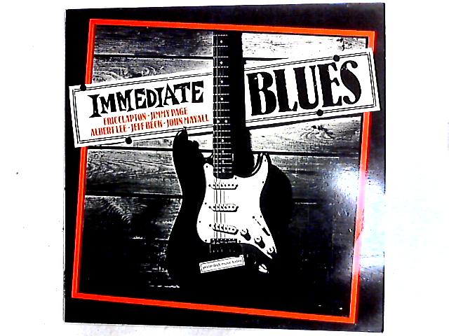 Immediate Blues Comp By Various