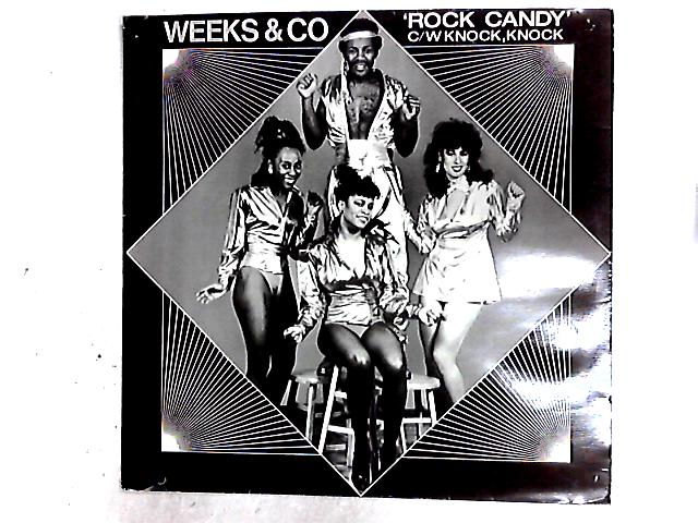 Rock Candy 12in by Weeks & Co.