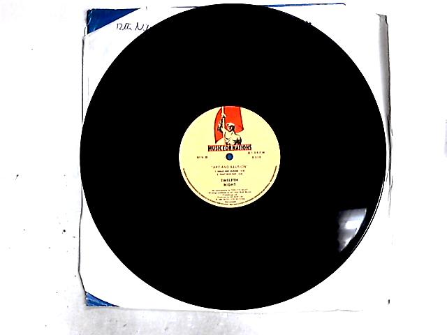 Art & Illusion LP NO SLEEVE by Twelfth Night