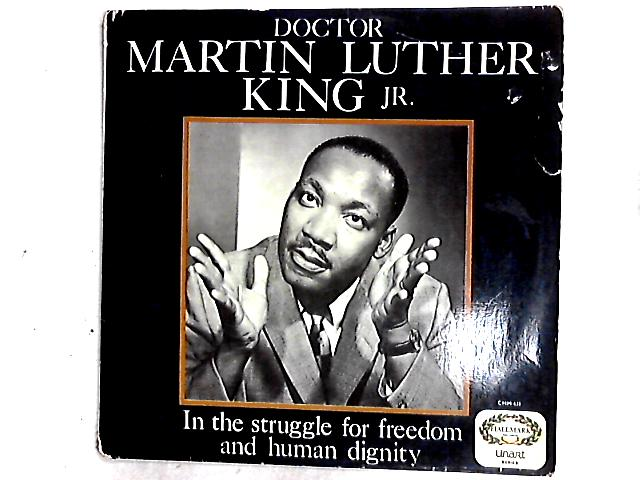 In The Struggle For Freedom And Human Dignity LP By Dr. Martin Luther King, Jr.