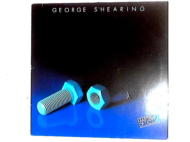 George Shearing Masters Of Jazz -Vol.II Comp by George Shearing