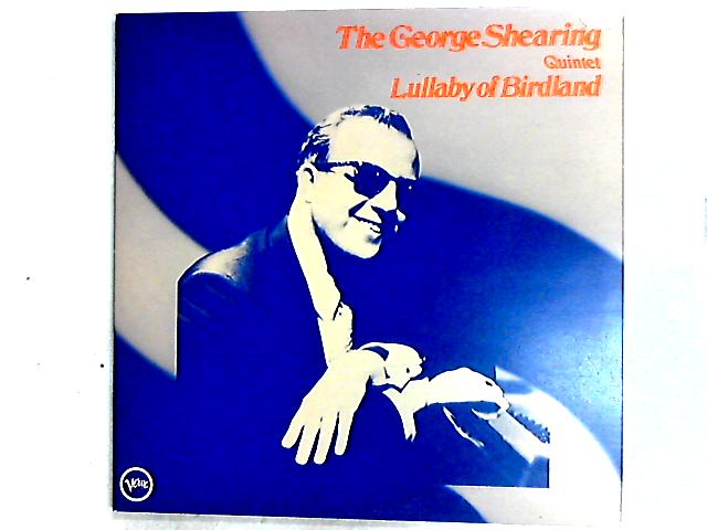 Lullaby Of Birdland 2LP comp By The George Shearing Quintet