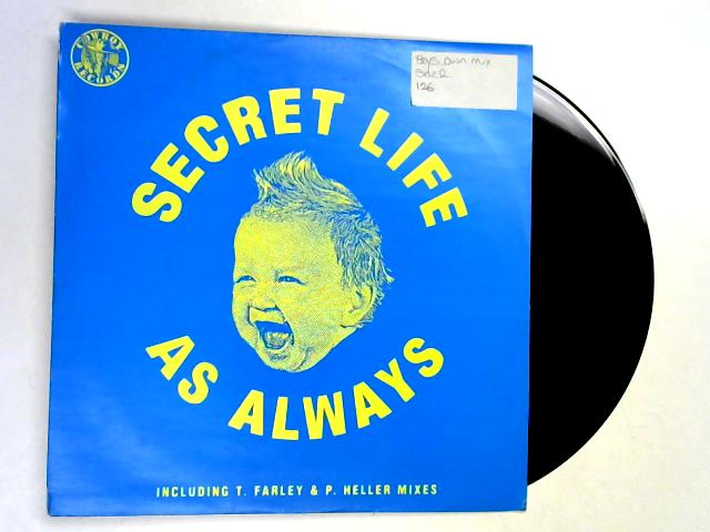 As Always 12in By Secret Life