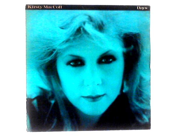 Days / Still Life / Happy 12in by Kirsty MacColl