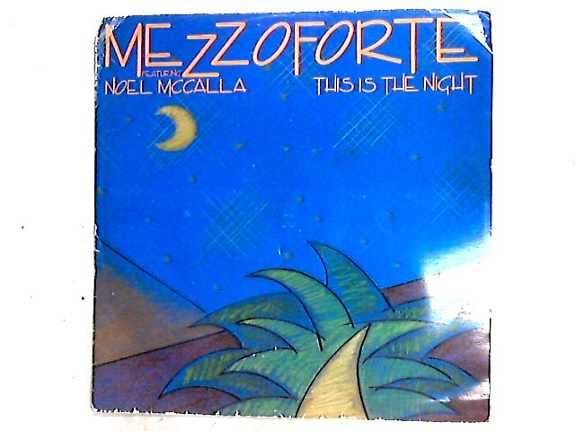 This Is The Night 12in by Mezzoforte
