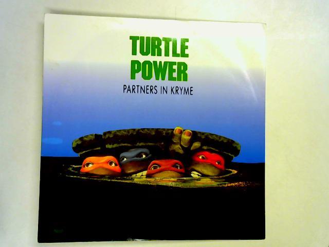 Turtle Power / Splinter's Tale 12in 1st By Partners In Kryme