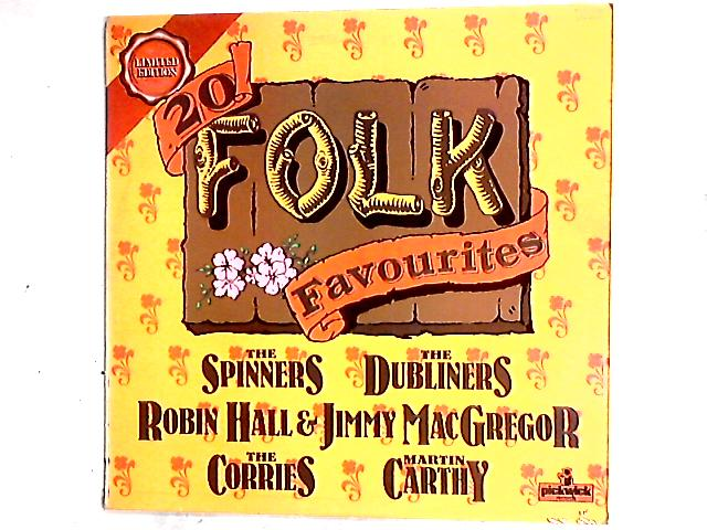 20 Folk Favourites comp by Various