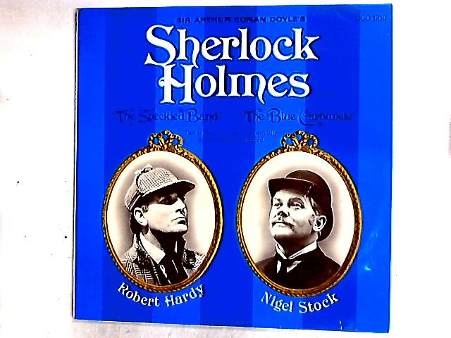 Sherlock Holmes - The Speckled Band & The Blue Carbuncle LP by Sir Arthur Conan Doyle