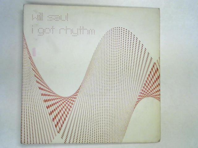 I Got Rhythm 12in 1st by Will Saul
