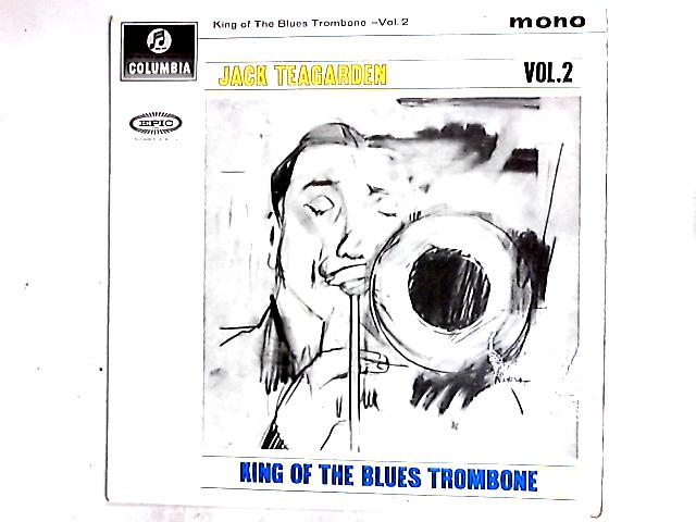King Of The Blues Trombone Volume 2 Comp by Jack Teagarden