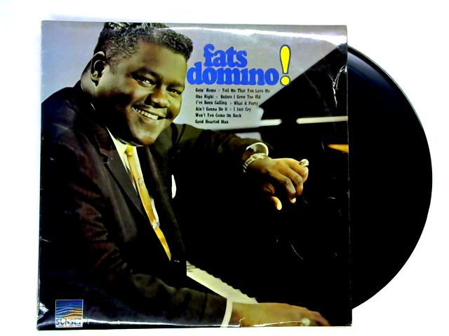 Fats Domino LP 1st by Fats Domino