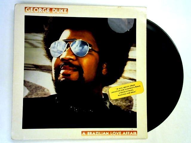 A Brazilian Love Affair LP 1st by George Duke