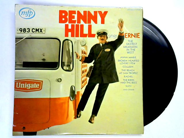 Sings Ernie, The Fastest Milkman In The West LP by Benny Hill