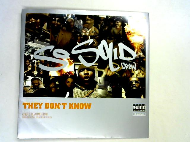They Don't Know 12in by So Solid Crew