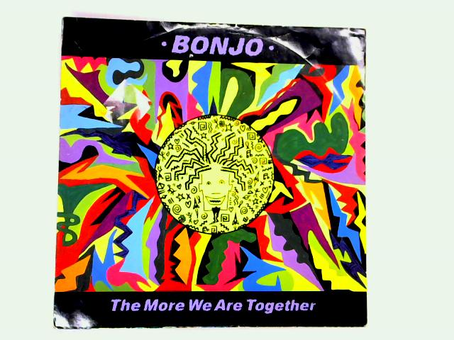 The More We Are Together 12in 1st by Bonjo Iyabinghi Noah