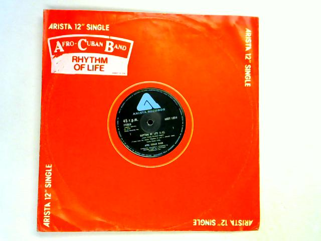 Rhythm Of Life 12in 1st by Love Childs Afro Cuban Blues Band