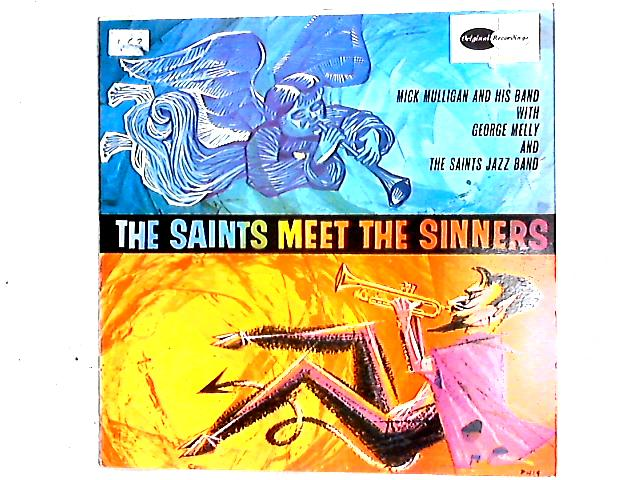 The Saints Meet The Sinners LP by George Melly