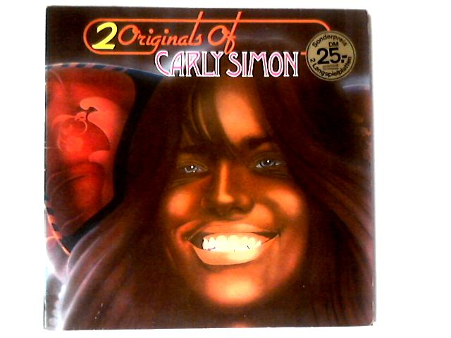 2 Originals Of Carly Simon LP COMP By Carly Simon