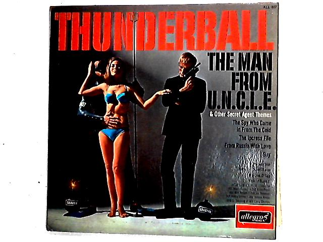 Thunderball & Other Secret Agent Themes Comp by The Jazz All-Stars