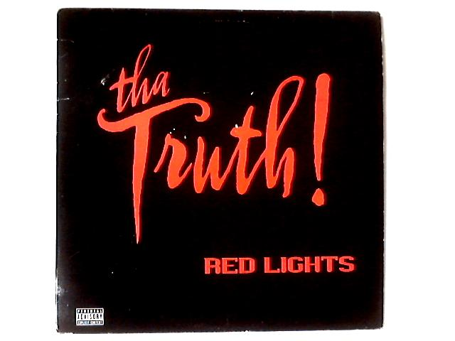 Red Lights 12in by Tha Truth!