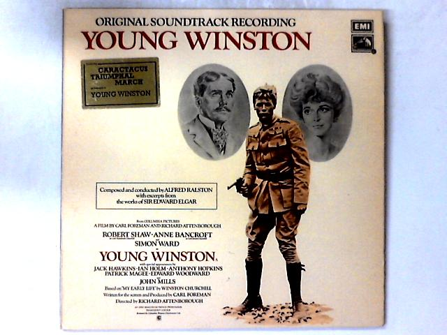 Young Winston LP By Alfred Ralston