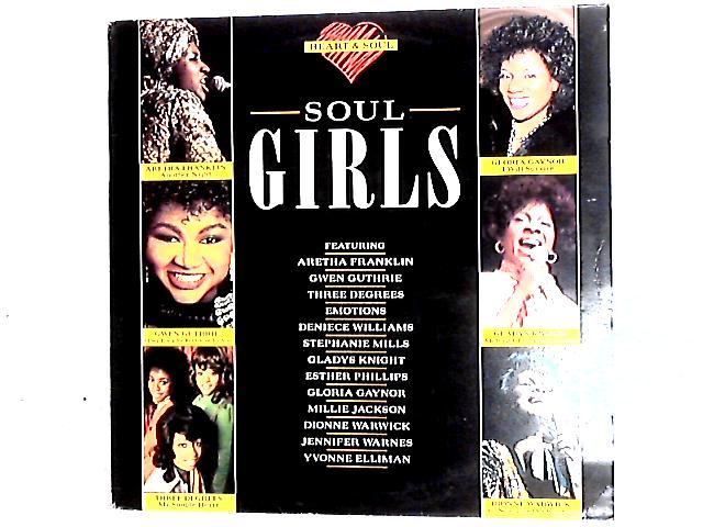 Soul Girls Comp by Various