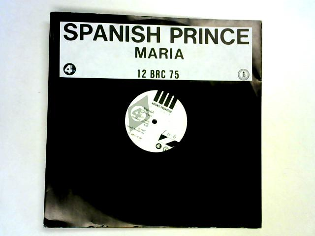 Maria 12in promo by Spanish Prince