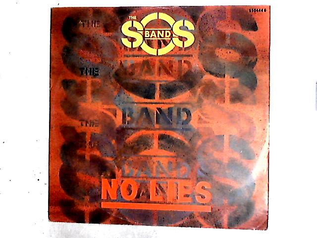 No Lies 12in by The S.O.S. Band