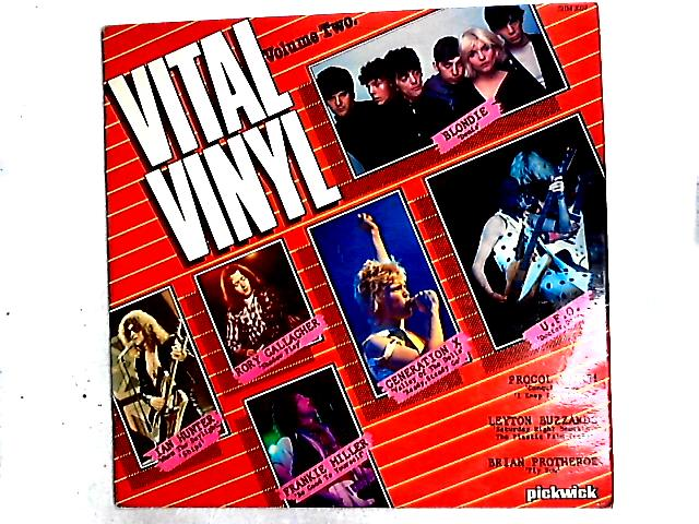 Vital Vinyl Volume Two. Comp by Various