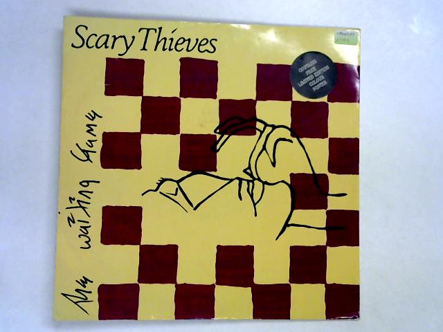 The Waiting Game / Live In Another Day 12in by Scary Thieves