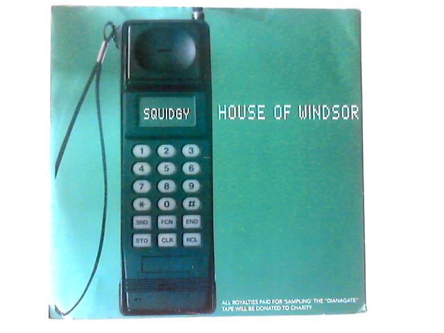 Squidgy 12in by House Of Windsor