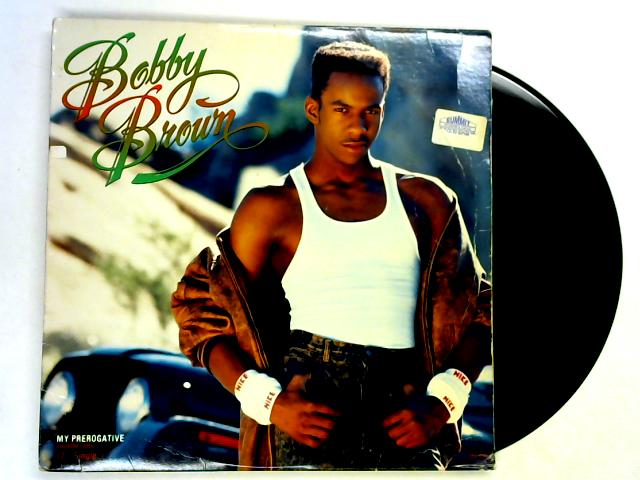 My Prerogative (Ext. Rmx) 12in by Bobby Brown