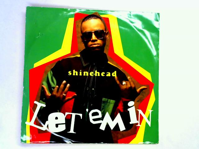 Let 'Em In 12in promo by Shinehead