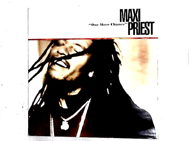 One More Chance 12in by Maxi Priest