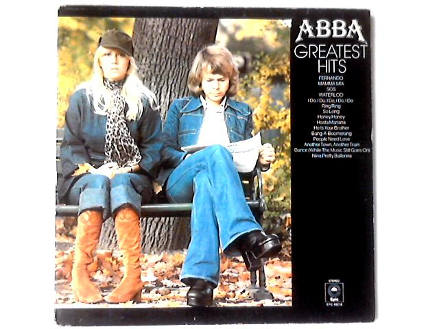 Greatest Hits LP COMP by ABBA