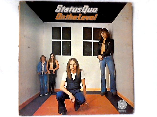 On The Level LP by Status Quo